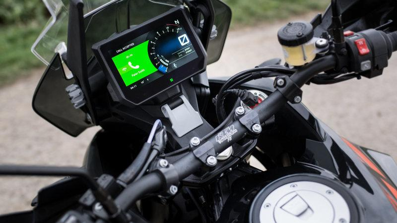 Connected Motorcycle