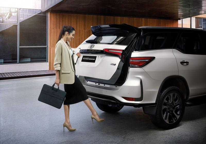 Hands Free Power Liftgate Market Leading Players Envisioned
