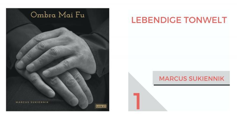 New Releases January 2021, Album Cover Ombra mai fu & Lebendige Tonwelt Vol 1