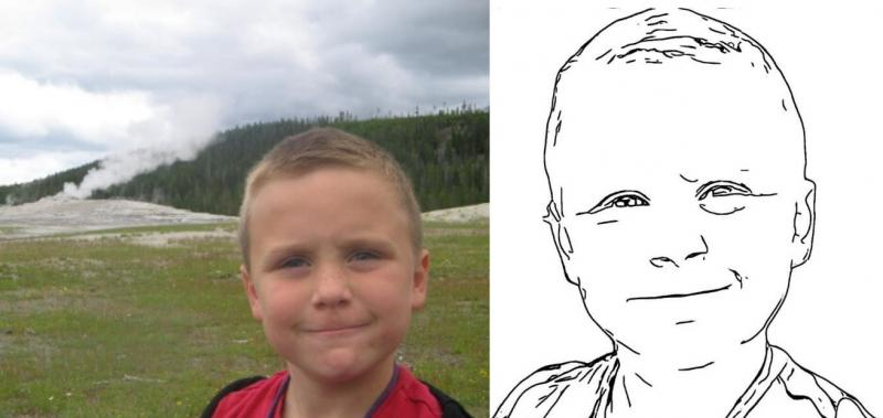FotoMedley - Turn your photos into custom coloring books!