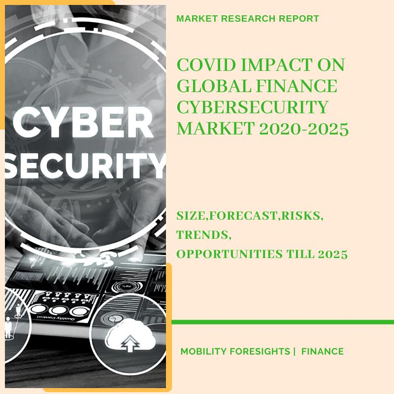 COVID Impact On Global Finance Cybersecurity Market 2020-2025