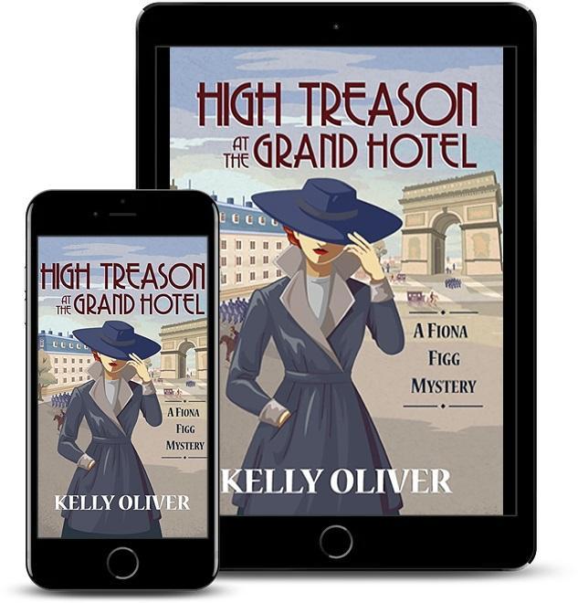 High Treason at the Grand Hotel