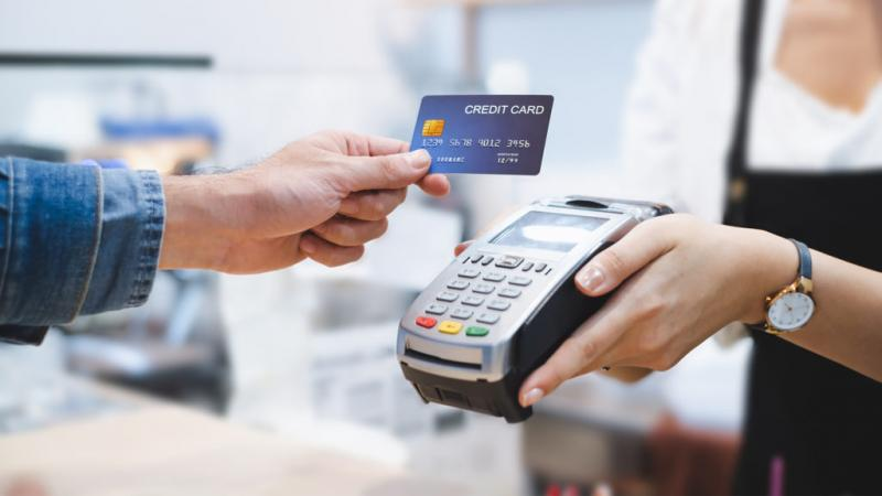 Credit Payment Card
