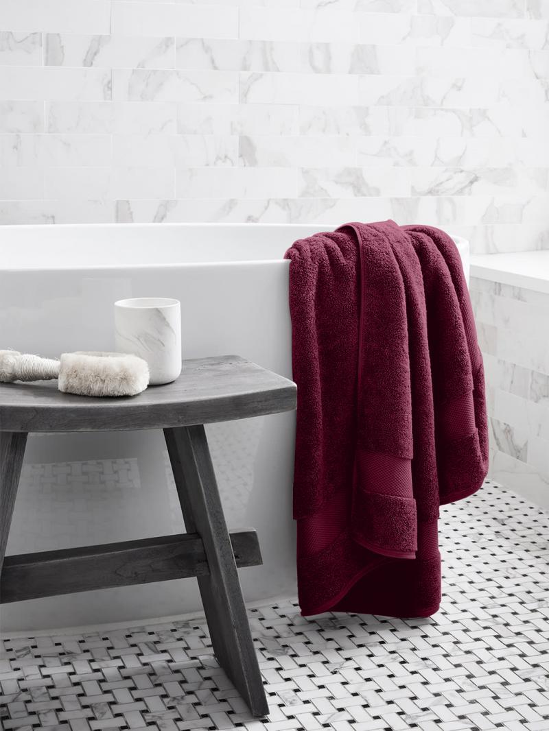 Amouve Organic Luxury Bath Towel