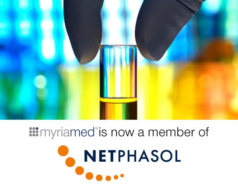 myriamed is now a member of the Network for Pharma Solutions