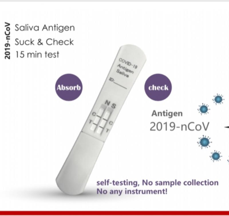 Antigen saliva, Hgh, disinfection, covid19, corona antigen test, antigen test , saliva, Austria, pandemic, medical, antibody