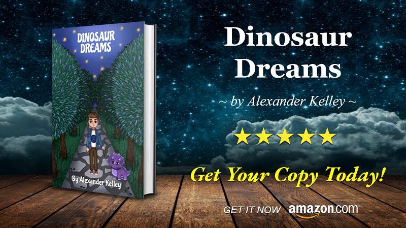 Dinosaur Dreams Is Here