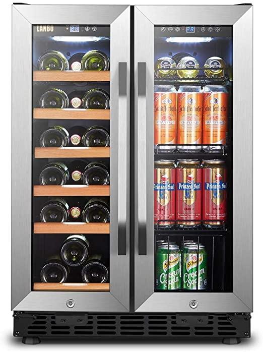 Freezer and Beverage & Wine Coolers