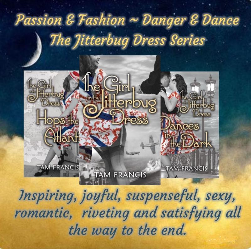 Jitterbug Dress Trilogy