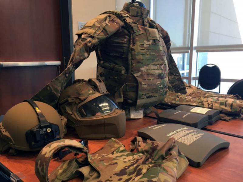 Military Personal Protective Equipment