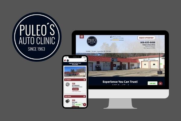 Puleo's Auto Clinic is announcing the Launch of their