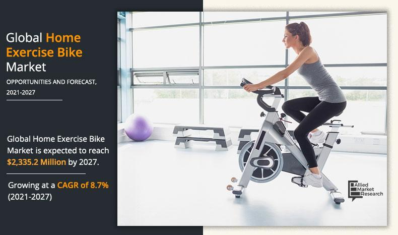 Home Exercise Bikes Market