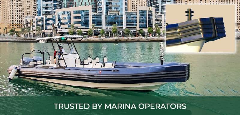 RIB Boat for Marina Operators