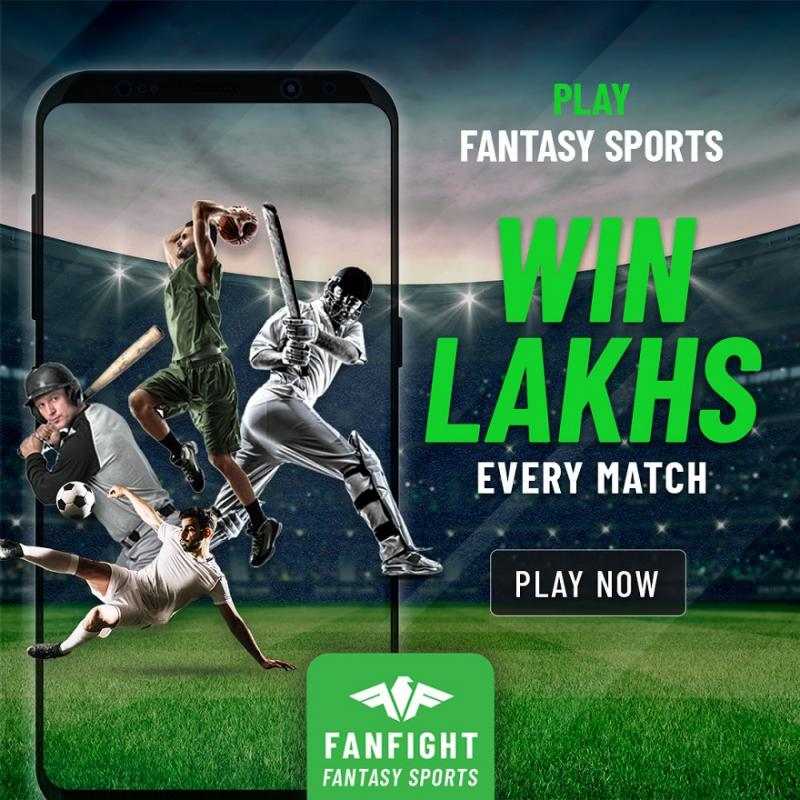 Play Daily Fantasy Games on India's Biggest FanFight Fantasy