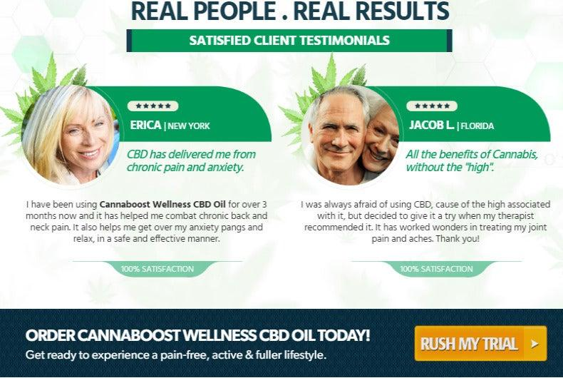 Cannaboost Wellness CBD Review-Does Cannaboost Wellness CBD