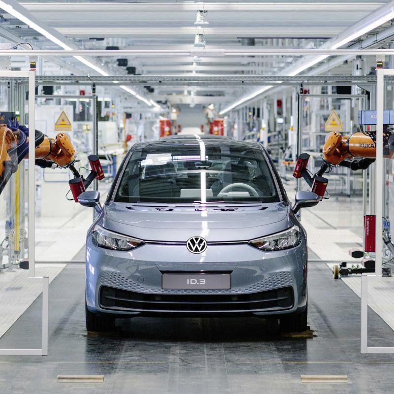 Volkswagen Production Lane