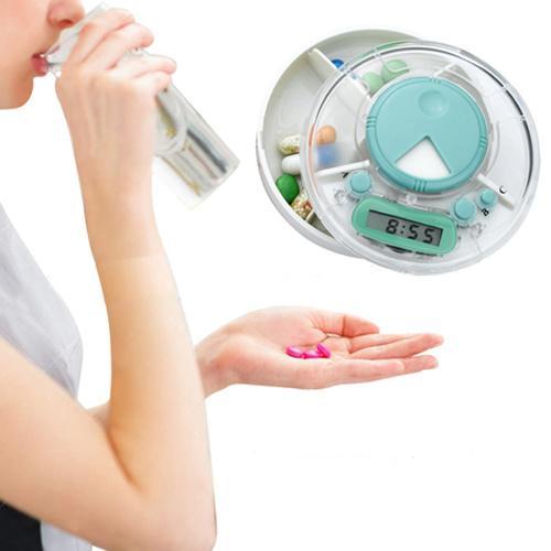 Global Smart Pill Dispenser Market
