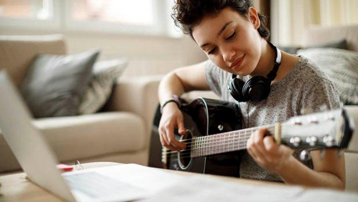 Online Music Education