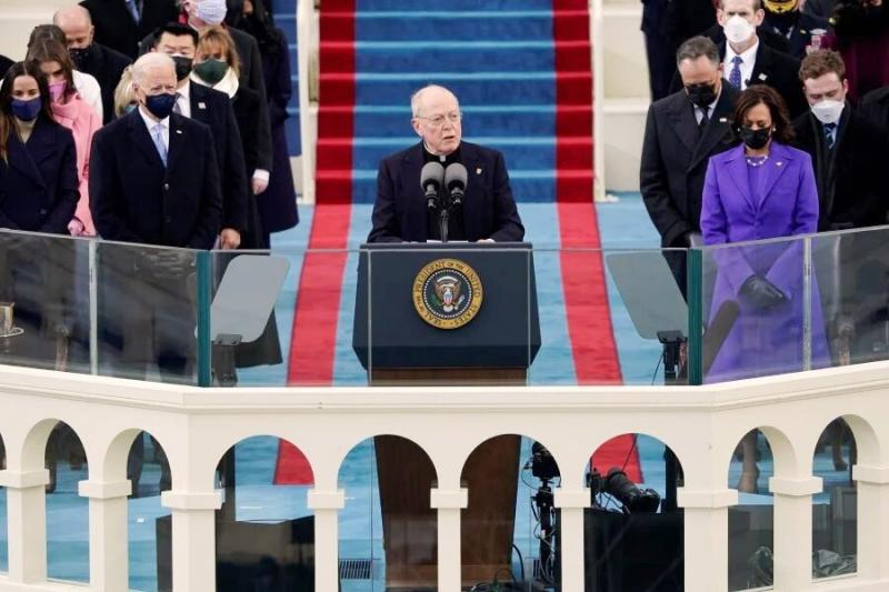 Jesuit Priest Invokes Pope Francis During Presidential