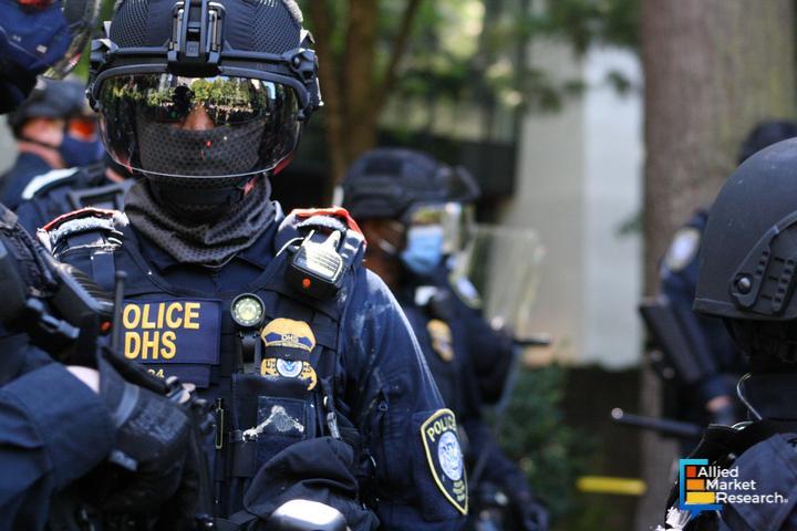 Homeland Security Market to Reach $418 Billion, Globally,