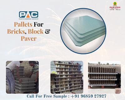 PAC Pallets For Bricks, Block & Paver