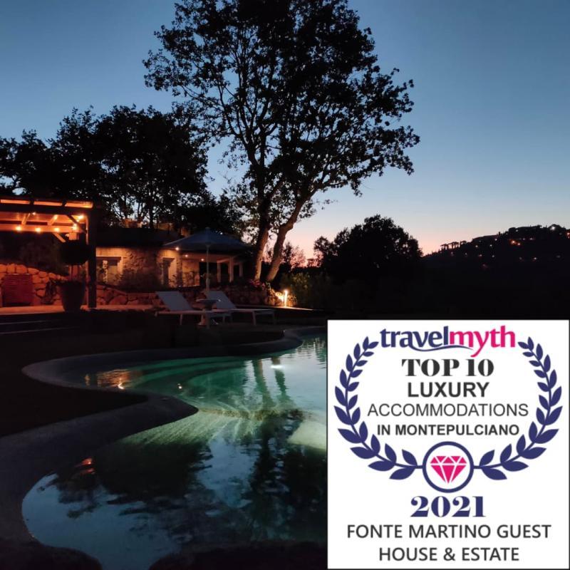 Fonte Martino Wins Luxury Accommodation Award…