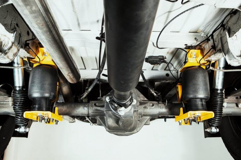 air suspension market