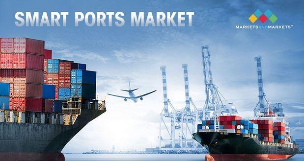 Smart Ports Market to Grow $5.3 billion by 2024 | Leading key