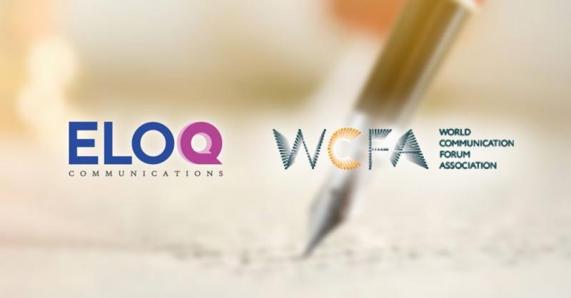 EloQ Communications signed the Tenets of Ethical & Responsible Communications, initiated by World Communication Forum Association,