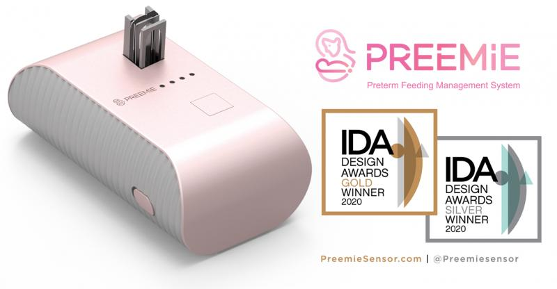The Preemie Sensor human milk analyser unique and simplistic design puts this medical device into a category of its own!