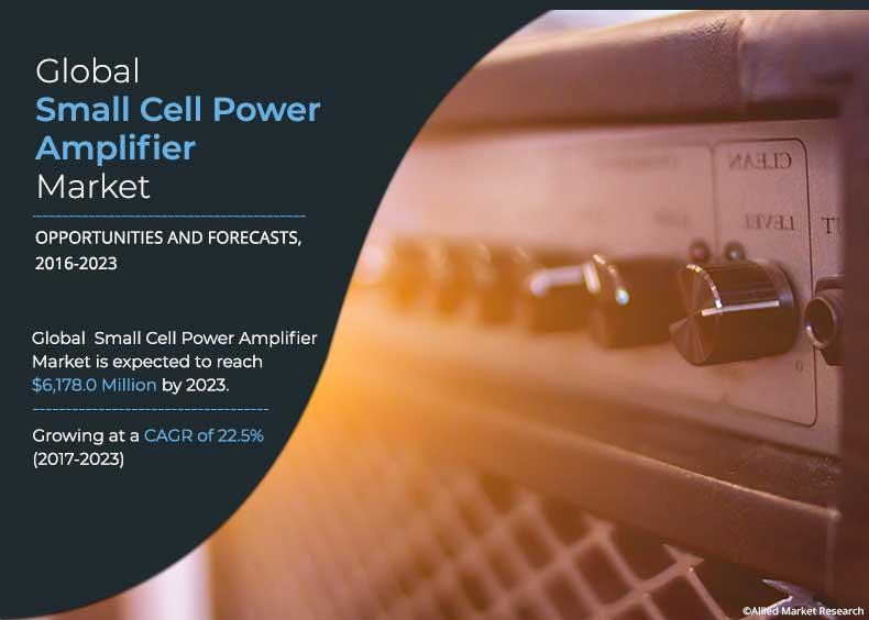 Trends of Small Cell Power Amplifier Market 2021 Industry