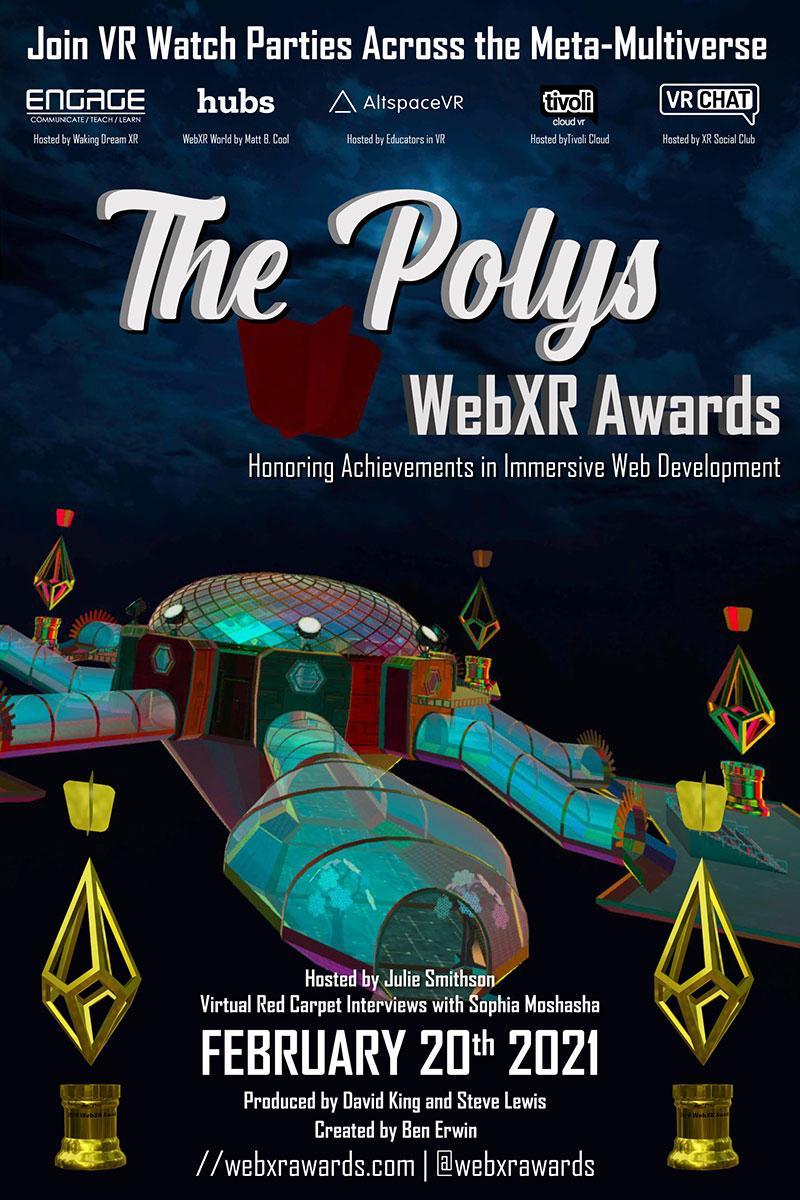 The WebXR Awards Celebrates Outstanding Achievements in