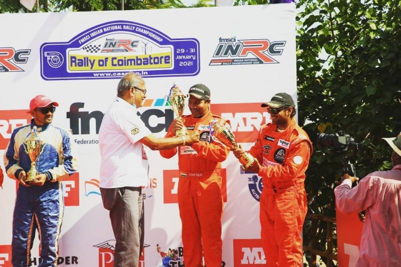 Yokohama Tyres Equipped Cars Remain strong in Round 3 at FMSCI