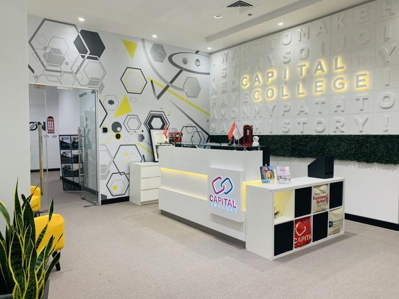 Capital University College
