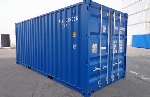 Dry Cargo Container Market