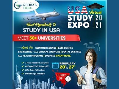 Global Tree to kick-off USA education Expo in post Covid era