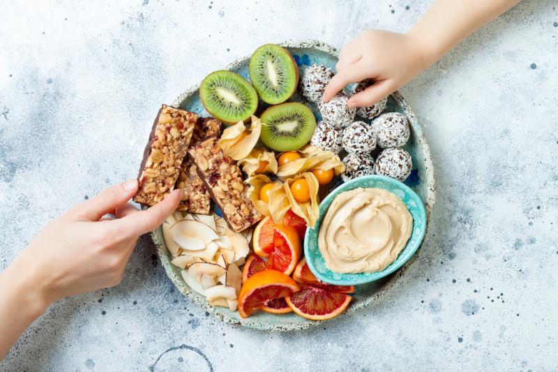 Healthy Snacks Market