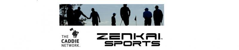 Zenkai Sports Partners with The Caddie Network