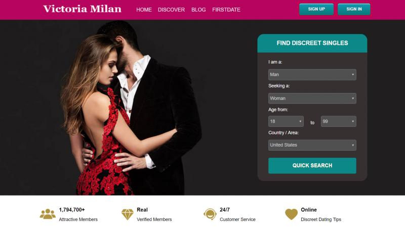 How Victoria Milan Set to be the Game Changer in Affair Dating