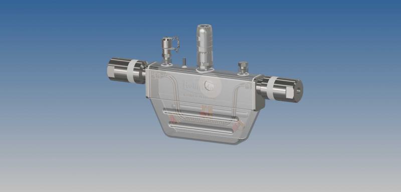 Coriolis Mass Flowmeter for Hydrogen TMU-W