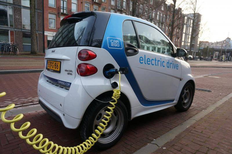 Low-Speed Electric Vehicle