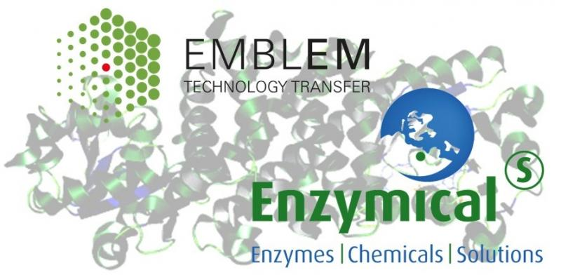 EMBLEM and Enzymicals AG announce a license and collaboration