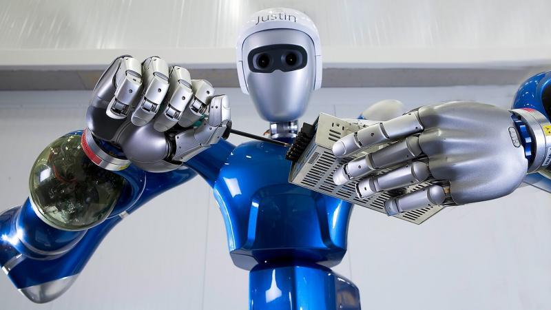 Anthropomorphic Robot Market