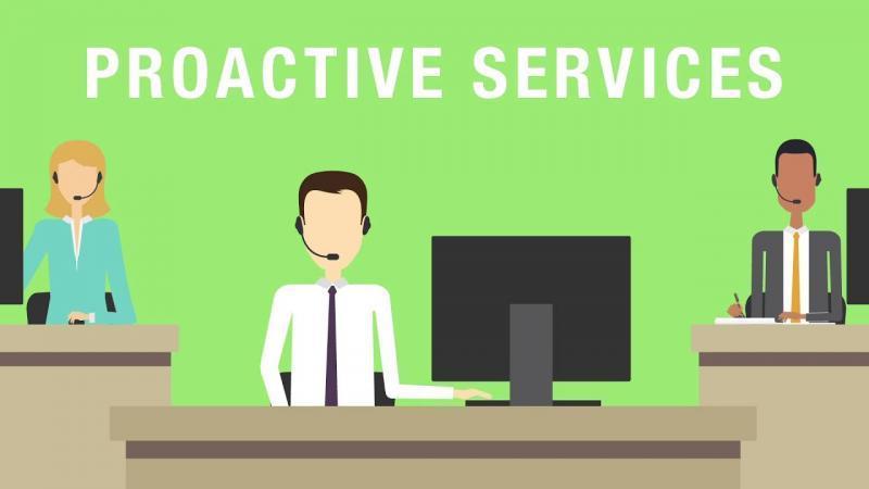 Proactive Services Market