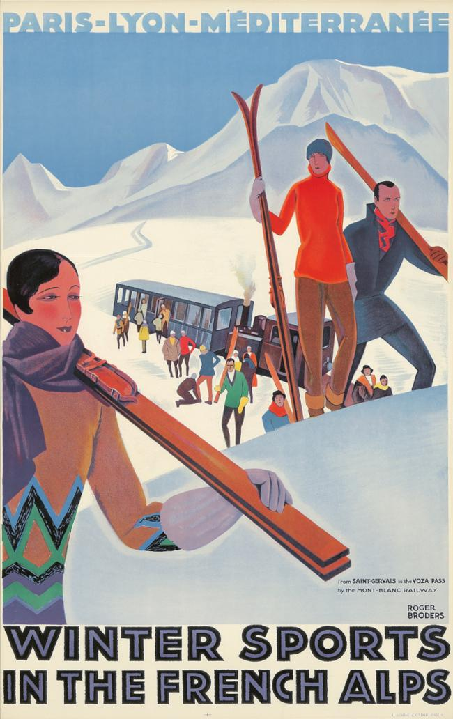 Poster Auctions International's Rare Posters Auction #83,