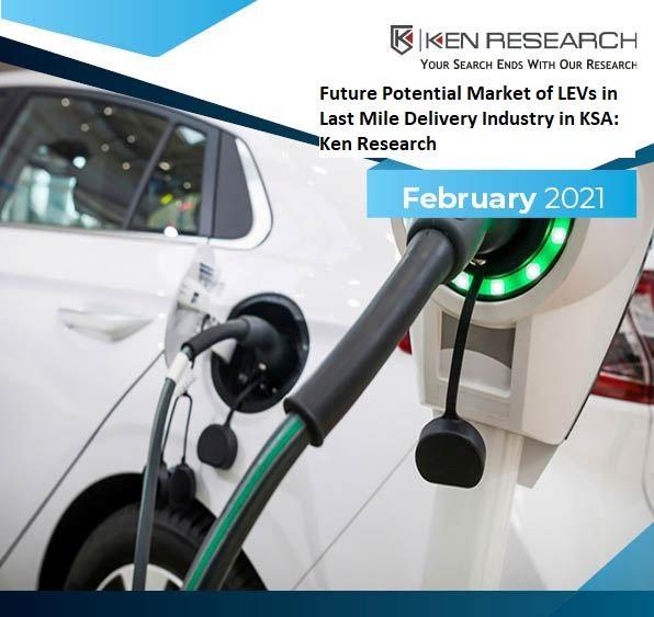 KSA LEV Market | KSA LEV Industry | Electric Vehicle Saudi Arabia |