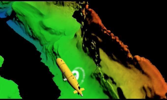 Deep Sea AUV