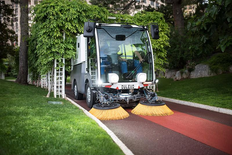 Compact Street Sweeper Market