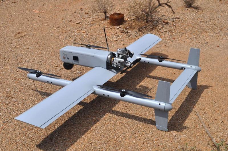 Hybrid UAV Drone Market