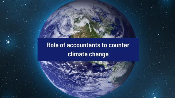 Accountants in climate change